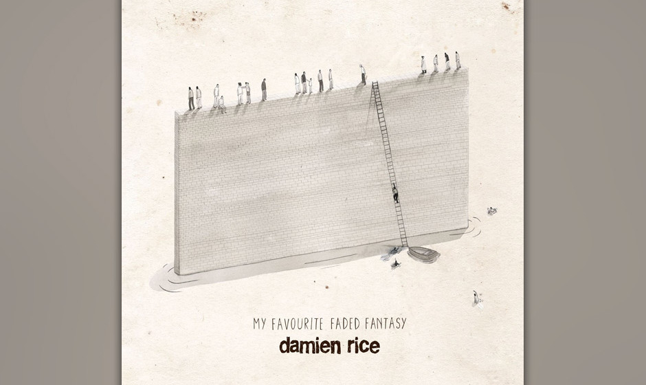 5. Damien Rice - MY FAVOURITE FADED FANTASY