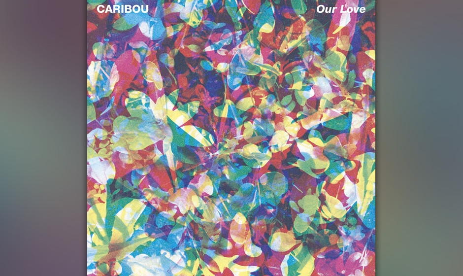 6. Caribou - OUR LOVE