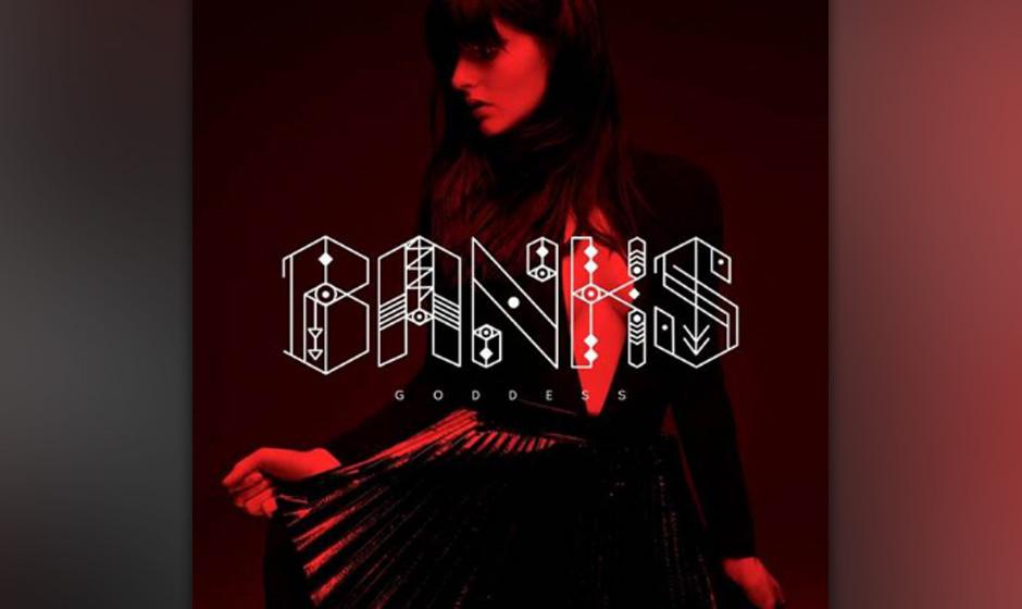 8. Banks - GODDESS