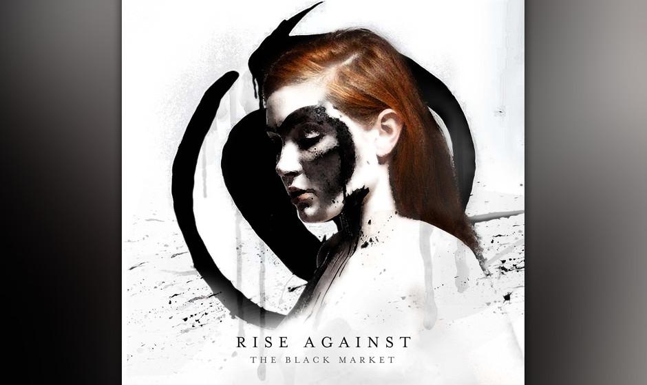 10. Rise Against - THE BLACK MARKET