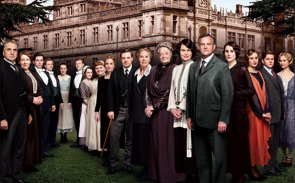 Staffel Drei von 'Downton Abbey' im TV