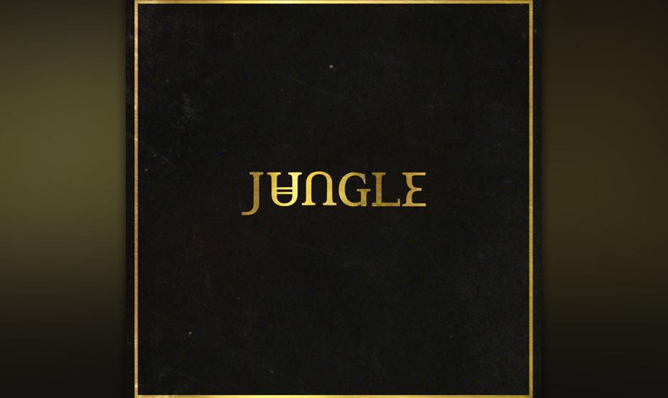 10. Jungle - JUNGLE