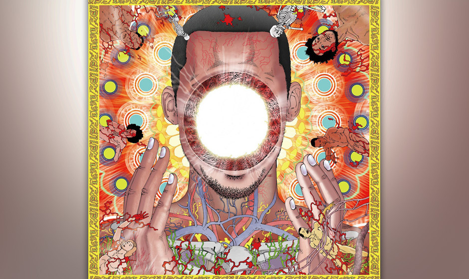 13. Flying Lotus - YOU'RE DEAD