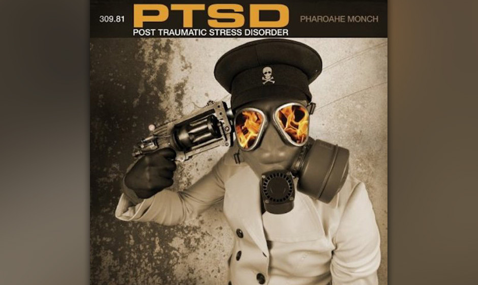 17. Pharoahe Monch - PTSD: POST TRAUMATIC STRESS DISORDER