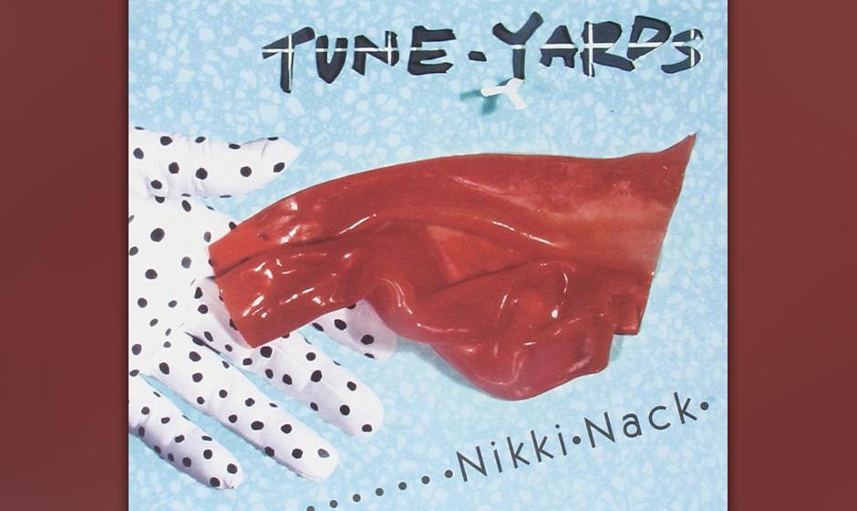 9. Tune-Yards - NIKKI NACK
