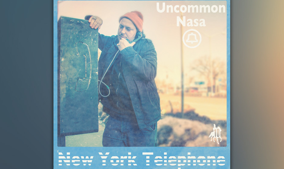 20. Uncommon Nasa - NEW YORK TELEPHONE