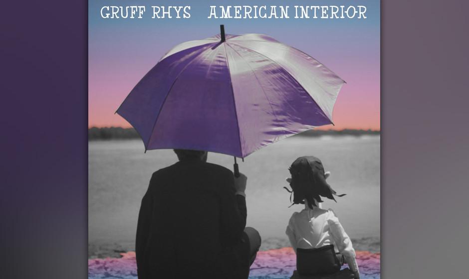 18. Gruff Rhys - AMERICAN INTERIOR