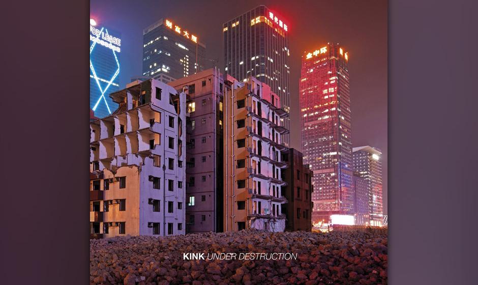 3. Kink - UNDER DESTRUCTION