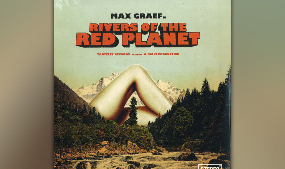 1. Max Graef - RIVERS OF THE RED PLANET