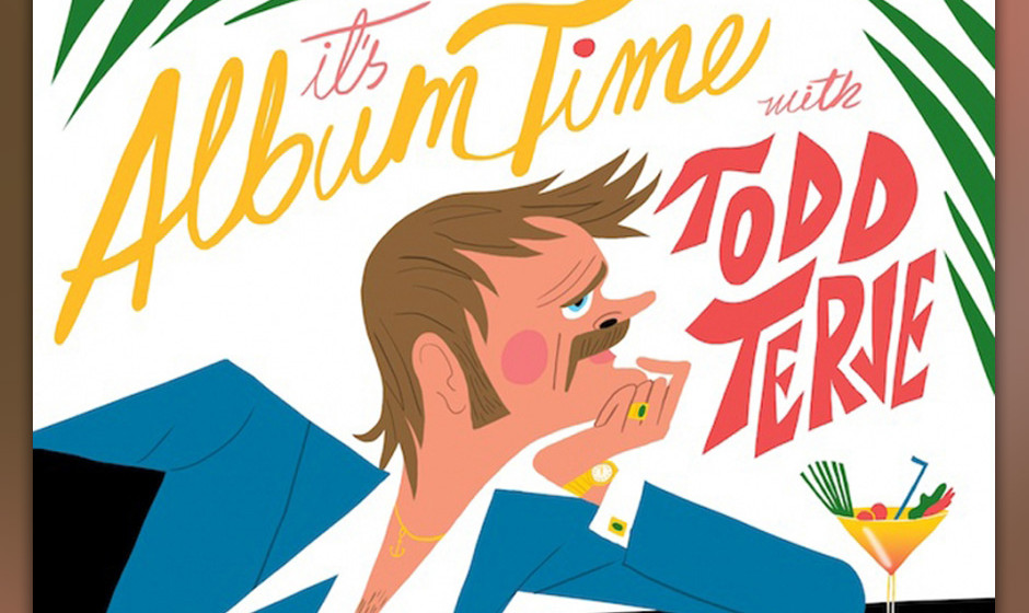 15. Todd Terje - IT´S ALBUM TIME