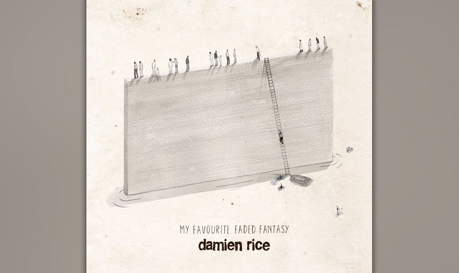 15. Damien Rice - MY FAVOURITE FADED FANTASY