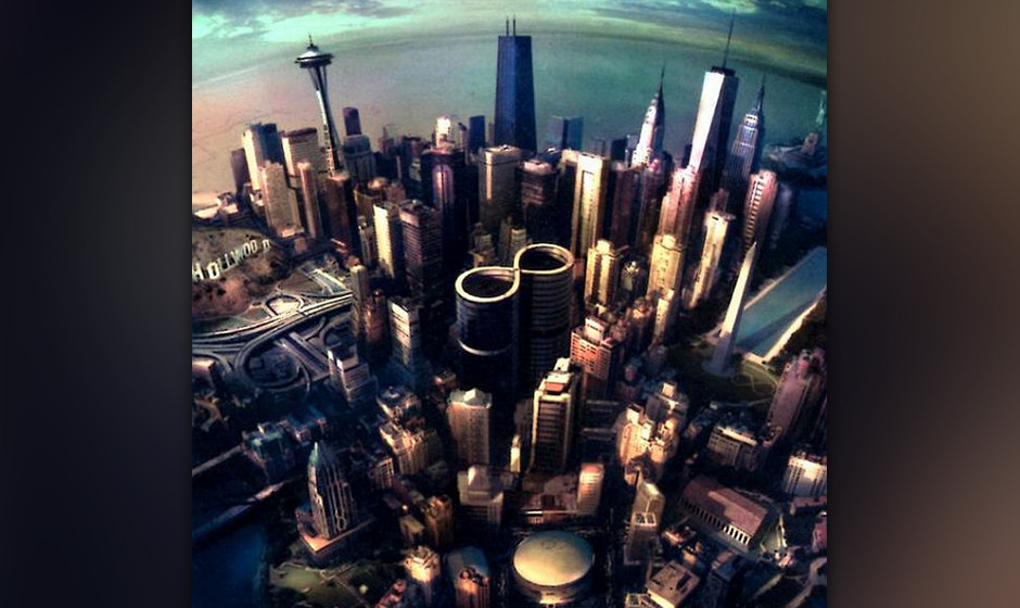 1. Foo Fighters - SONIC HIGHWAYS