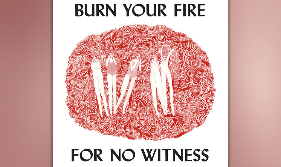 3. Angel Olson - BURN YOUR FIRE FOR NO WITNESS