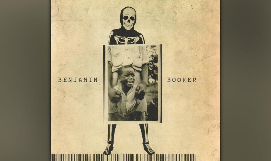 9. Benjamin Booker - BENJAMIN BOOKER