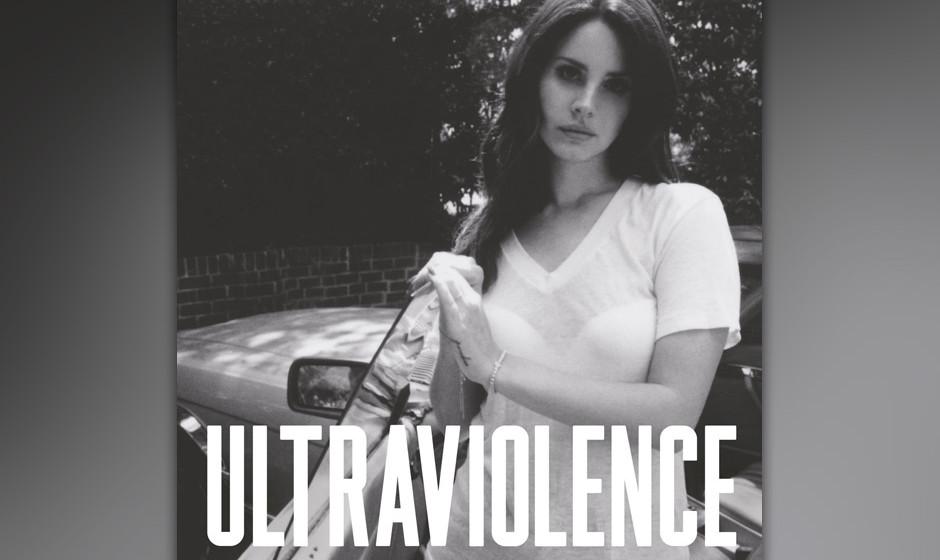 12. Lana Del Rey - ULTRAVIOLENCE
