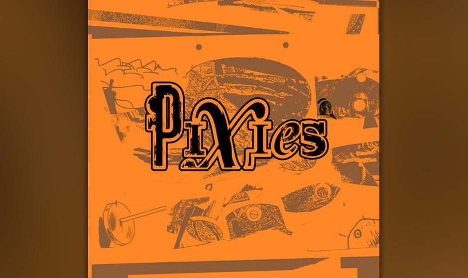 5. Pixies - INDIE CINDY.