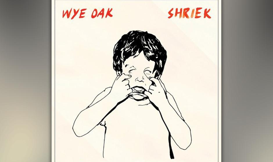 20. Wye Oak - SHRIEK