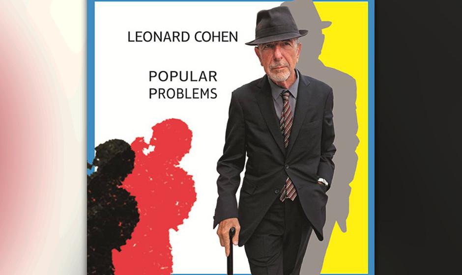 10. Leonard Cohen - POPULAR PROBLEMS