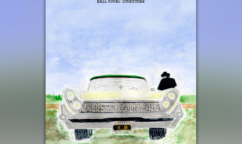 9. Neil Young - A LETTER HOME