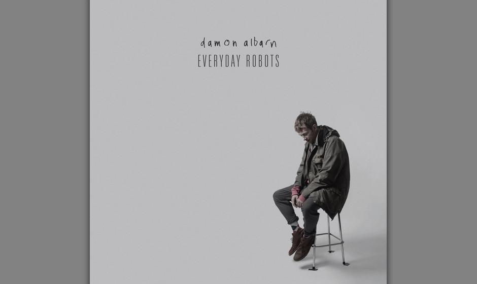 4. Damon Albarn - EVERYDAY ROBOTS
