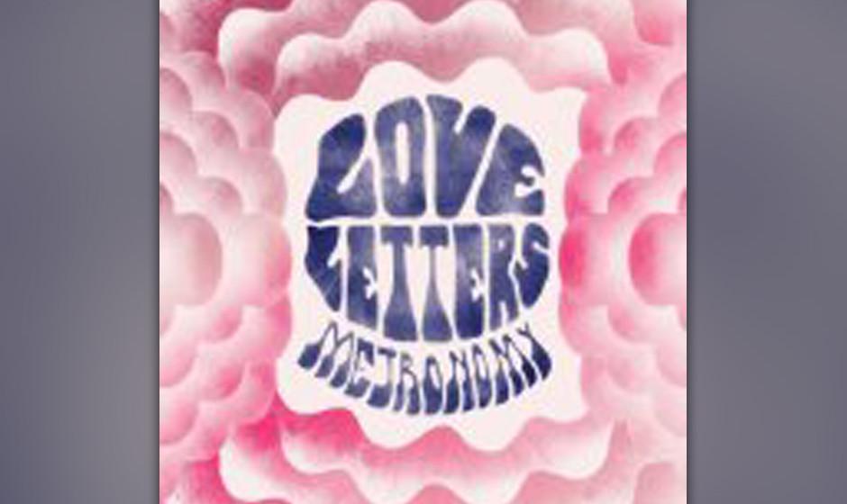 5. Metronomy - LOVE LETTERS