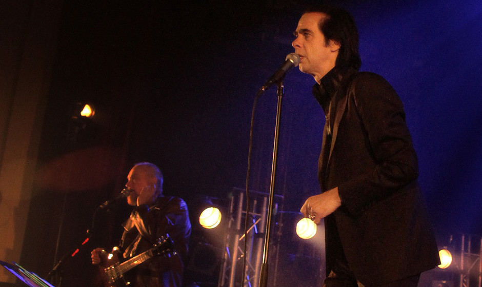 Nick Cave in Berlin - die Fotos