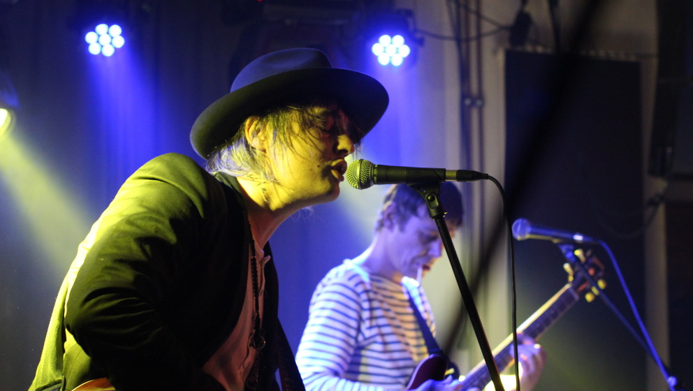 Pete Doherty feilt bereits am kommenden Libertines-Album
