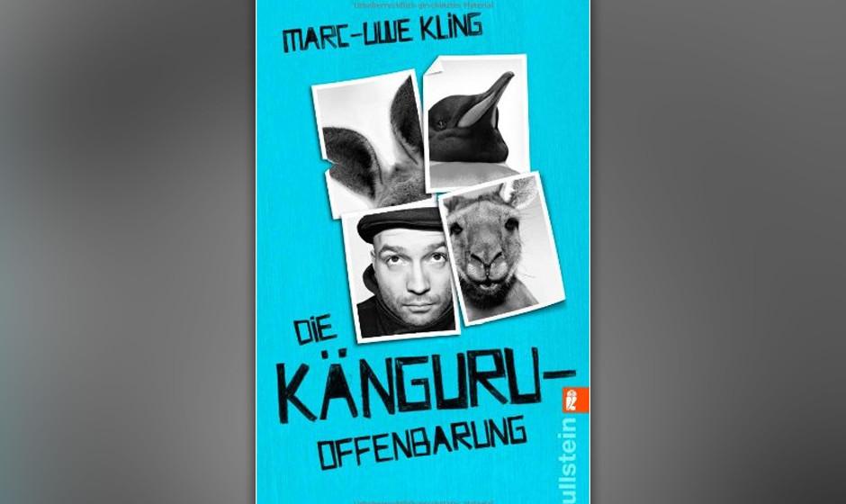 Platz 10: Marc-Uwe Kling - 'Die Känguru-Offenbarung'
