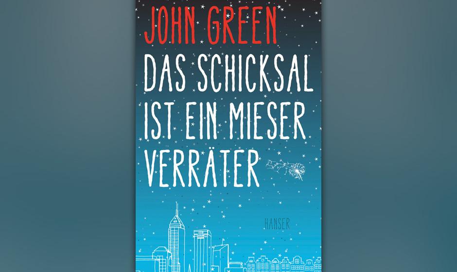 Platz 3: John Green - 'Das Schicksal ist ein mieser Verräter'