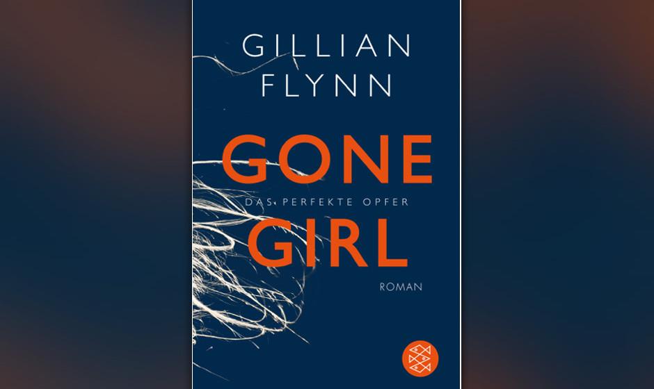 Platz 9: Gillian Flynn - 'Gone Girl: Das perfekte Opfer'