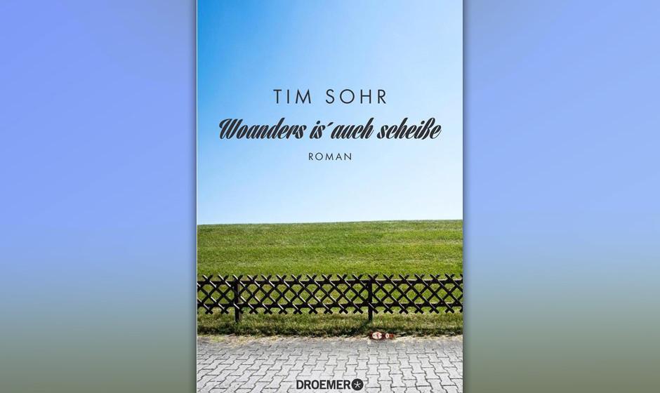Platz 1: Tim Sohr - 'Woanders is' auch scheiße'