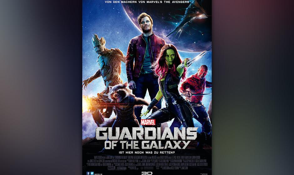Platz 5: 'Guardians Of The Galaxy'
