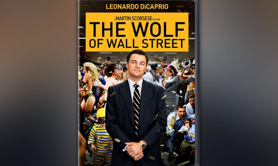 Platz 8: The Wolf Of Wall Street'