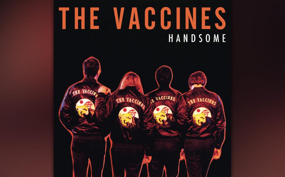 So sieht es aus, das neue Album der Vaccines