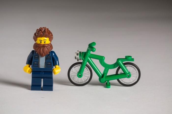 """Lego kreiert Hipster-Figuren für den """"Guardian"""""""