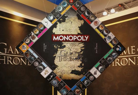 HBO verkündete per Twitter, dass es eine 'Game of Thrones'-Monopoly-Edition geben wird.