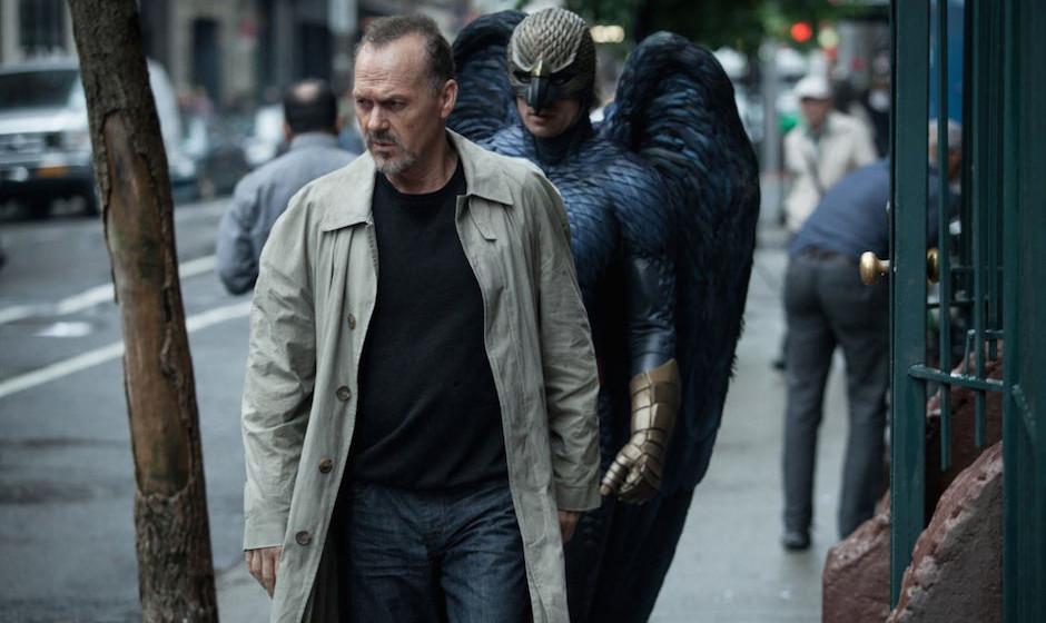 "Bester Film: ""Birdman""."
