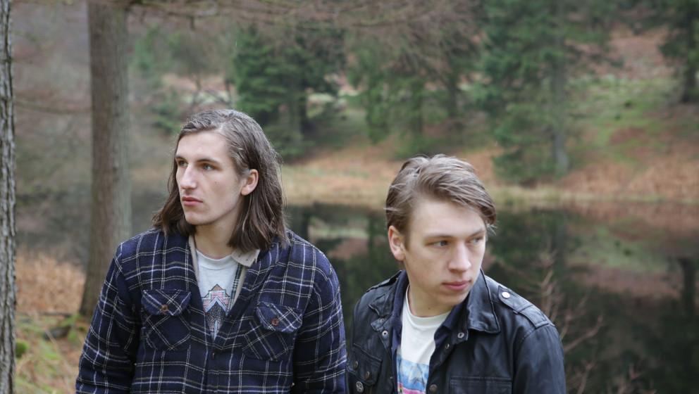Drenge kommen auf Tour nach Deutschland und veröffentlichen...