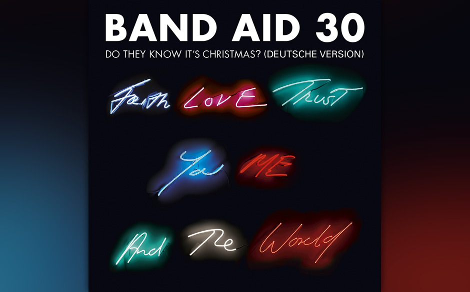 """Wie erfolgreich war das Projekt """"Band Aid 30"""" wirklich?"""