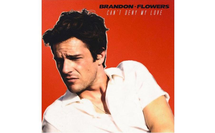 """Brandon Flowers stellt seine neue Single """"Can't Deny My Love"""" von..."""
