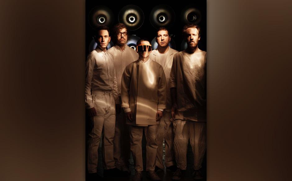 Hot Chip präsentieren ihr neues Album...