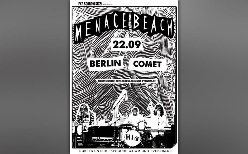 Menace Beach live in Berlin