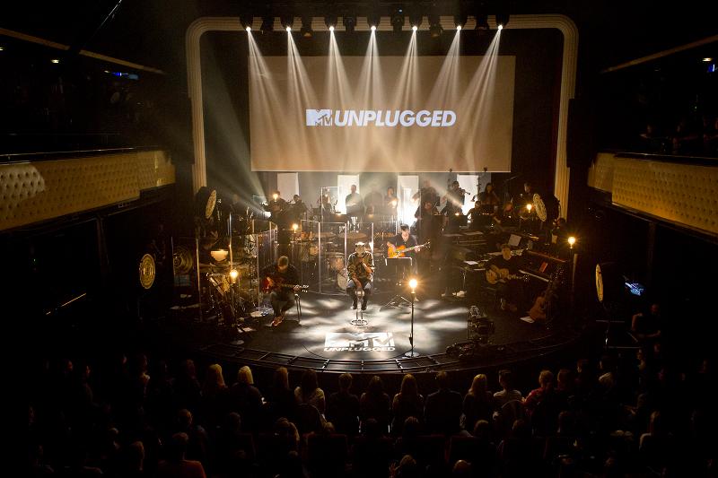 """Cro spielte am 4. Mai 2015 ein """"MTV Unplugged"""""""