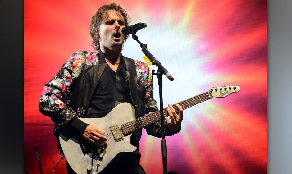 Muse, Coachella Festival, 2014