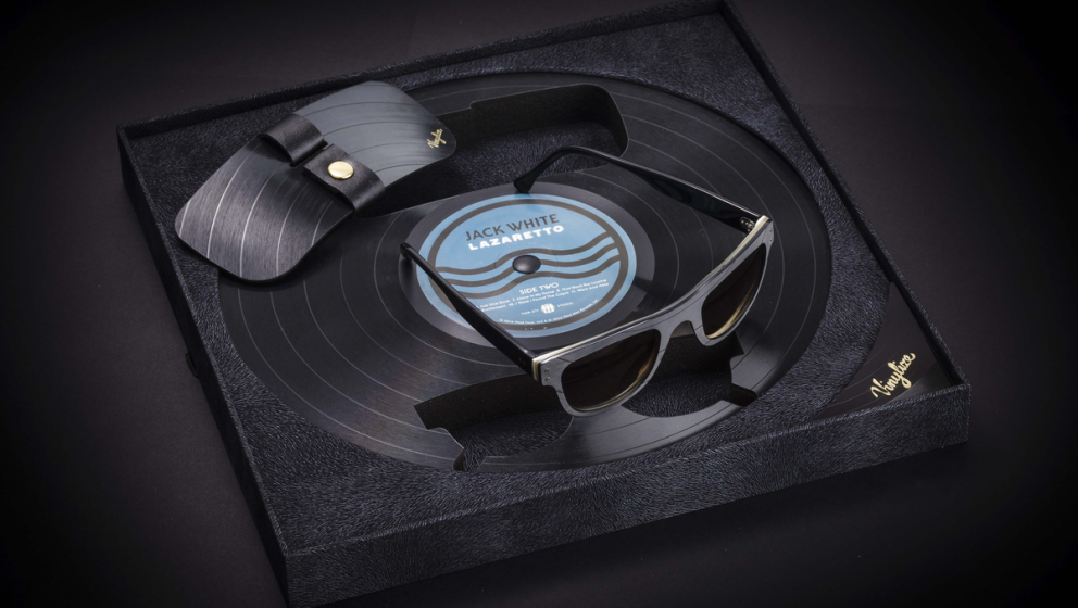 Umfunktioniert: Vinyl auf der Nase, im Schlafzimmer und als ...