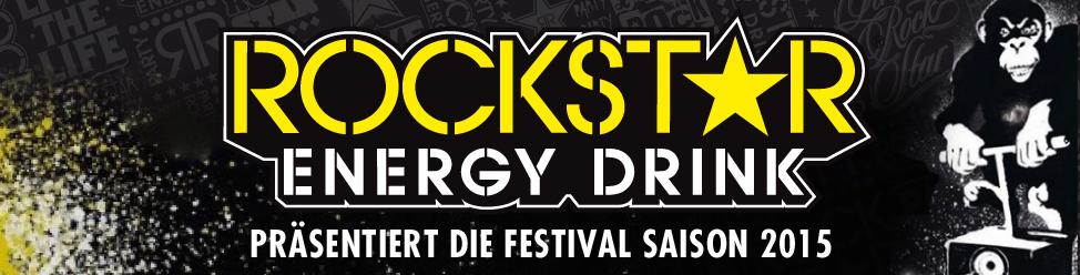 Energized by Rockstar