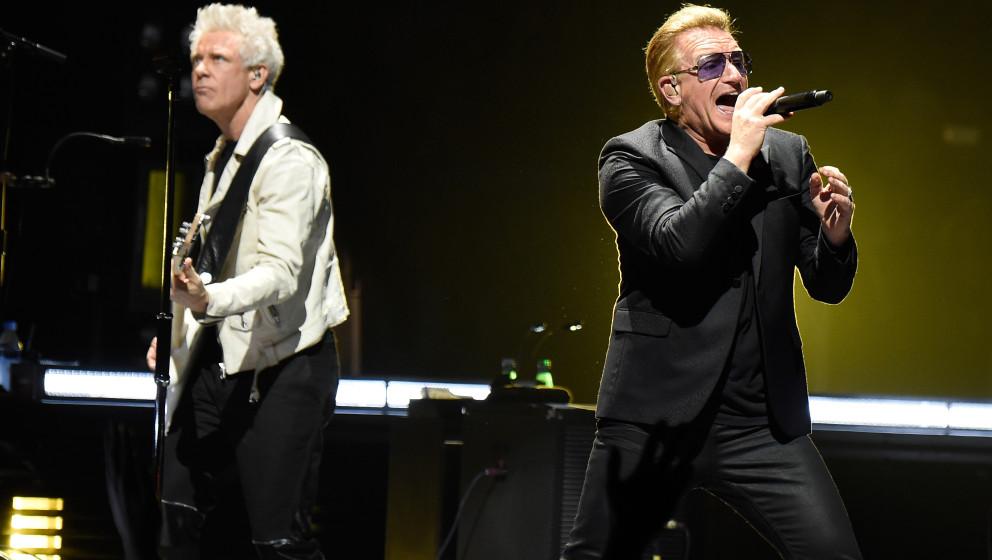U2, Vancouver, Innocence + Experience, 2015