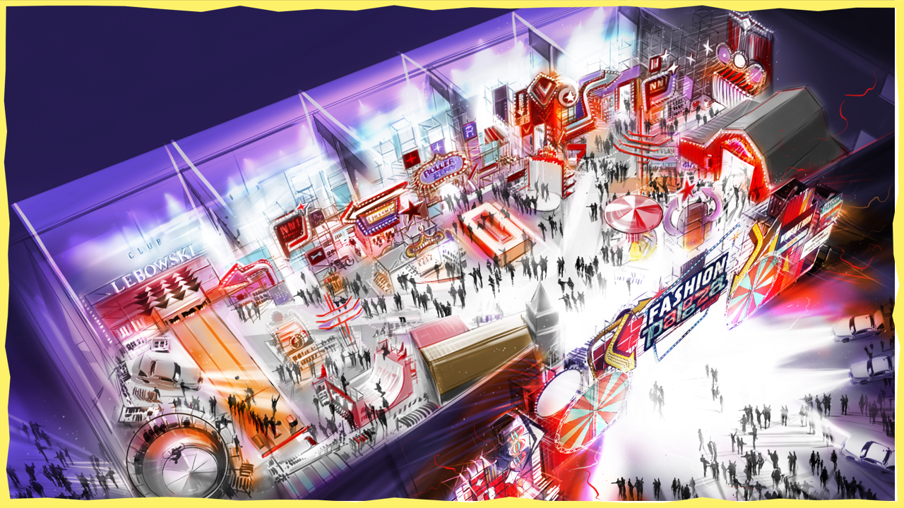 Lollapalooza Berlin stellt Fashionpalooza vor