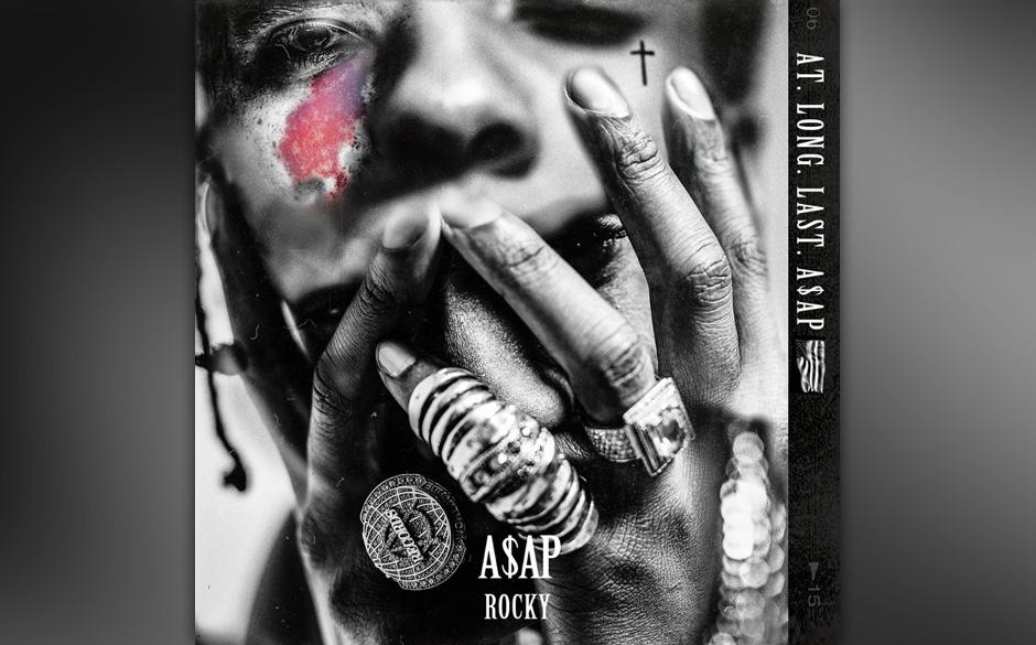 Das neue Album von A$AP ROCKY gibt es bereits bei iTunes zu hören