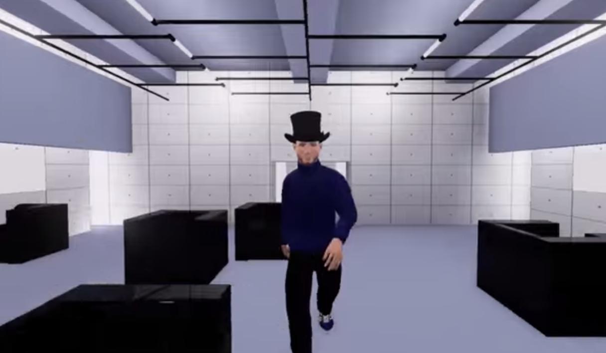 "Frogger mit Jamiroquai – ""Virtual Insanity"" als kostenloses PC-Spiel"